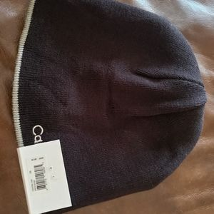 New with tags Calvin Klein Reversible Beanie